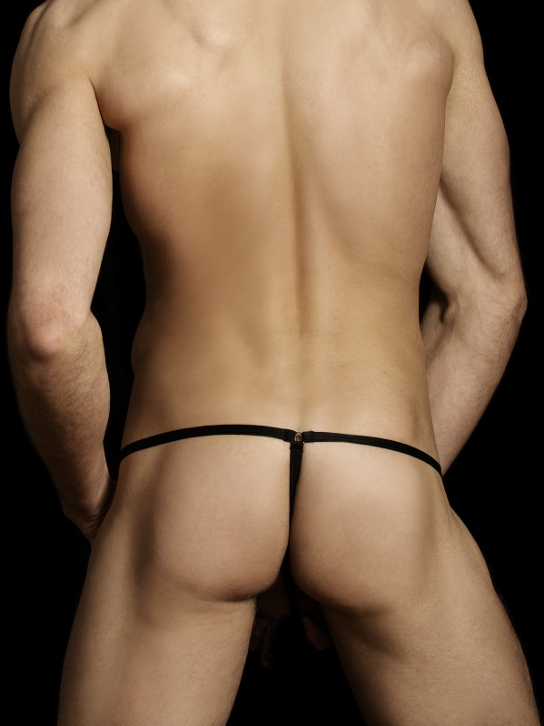 MaleBasics Tear Drop Thong