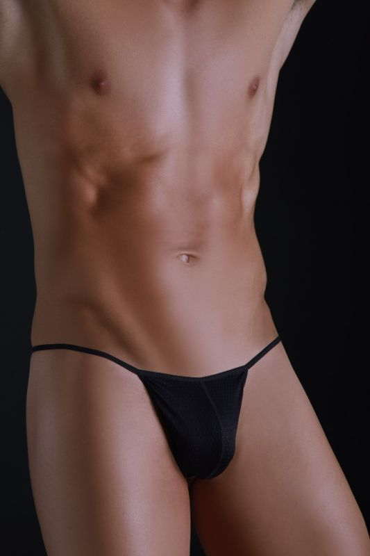 MaleBasics V-String thong