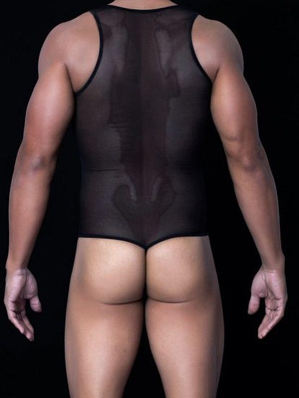 Malebasics Sexy Body Tulle